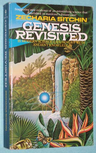Photo of Genesis Revisited by Zecharia Sitchin, Paperback, front cover.