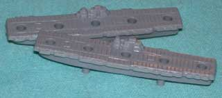Photo of Battleship Game Part, Aircraft Carrier