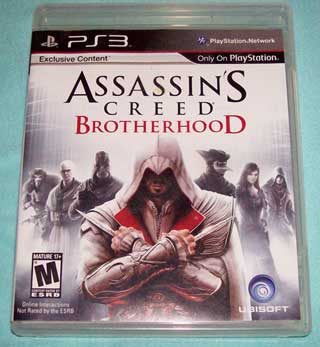 Photo of Playstation 3 Game - Assassin's Creed Brotherhood