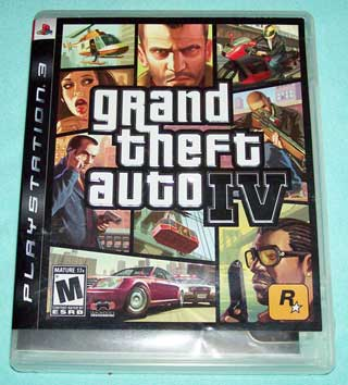 Photo of Playstation 3 - Game Grand Theft Auto 4