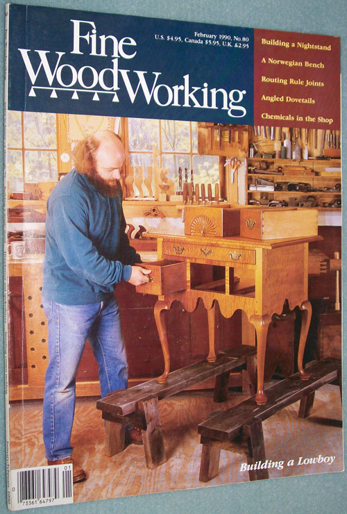 from Fine Woodworking Magazine No. 144, October , 2000.) Scroll ...