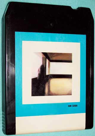 Photo of Stereo 8 track tape - Dire Straits Debut Album, Top